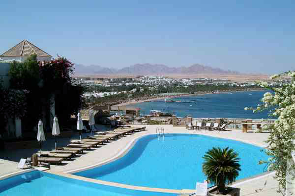 Egypt SCUBA Diving Holidays to the Red Sea in Sharm el Sheikh at Eden Rock Hotel