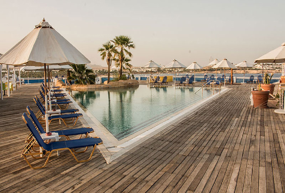 PADI SCUBA Center at Lido Hotel & Resort in Sharm el Sheikh, Egypt