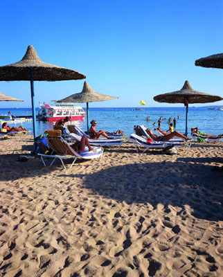 Red Sea Diving Holiday at Noria Resort in Sharm Sheikh Egypt