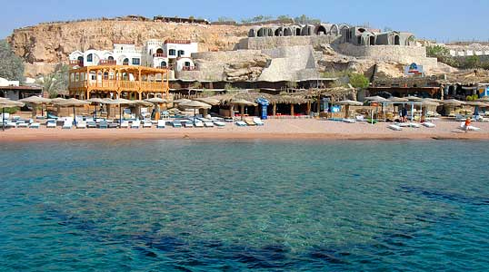 PADI Open Water Course and Daily Boat Packages at Sea View Resort & House Reef in Sharm Sheikh Egypt
