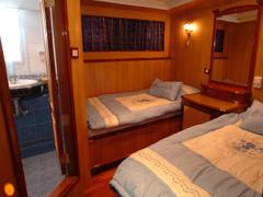 Double Cabin on My/Y Sweet Dream Liveaboard Motor Yacht in Marsa Alam Egypt
