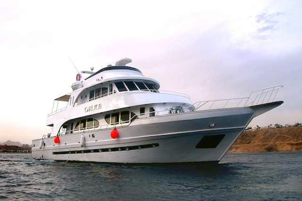 M/Y Carlton Diving Liveaboard in Sharm el Sheikh